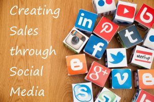 HOW TO GENERATE SALES FROM SOCIAL MEDIA